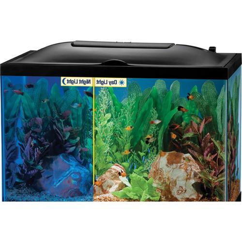 LED Hood 24/12 Gallon Aquariums Lid Intergrated Cutouts