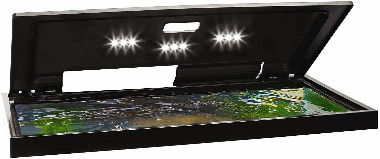 LED Aquarium Profile, Energy with Lighting