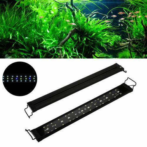 """24""""-48"""" LED Aquarium Light Fish Tank Lamp Full Plant 36 60 LED"""