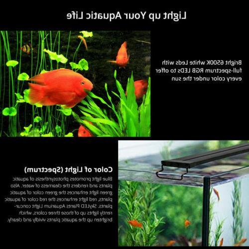 """24""""-48"""" Aquarium Light 60 88"""