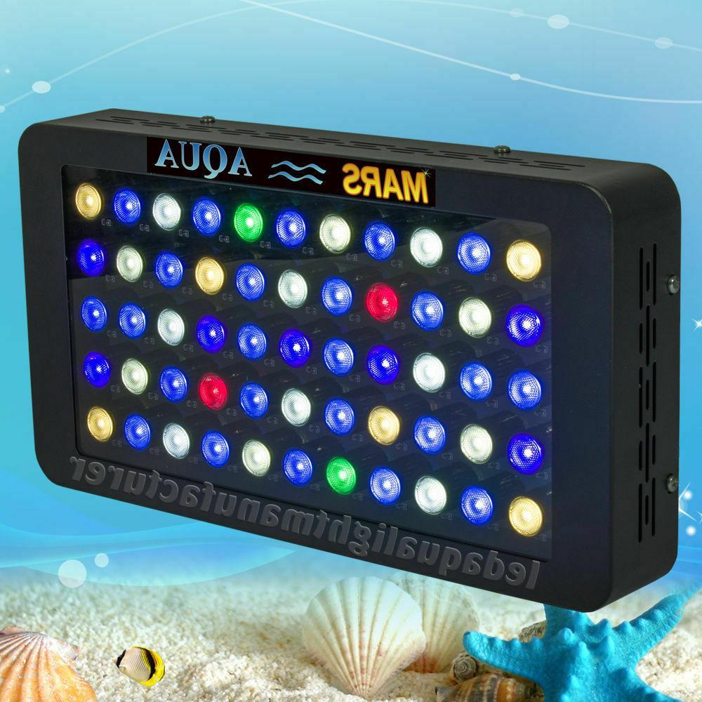 led aquarium light dimmable full spectrum coral