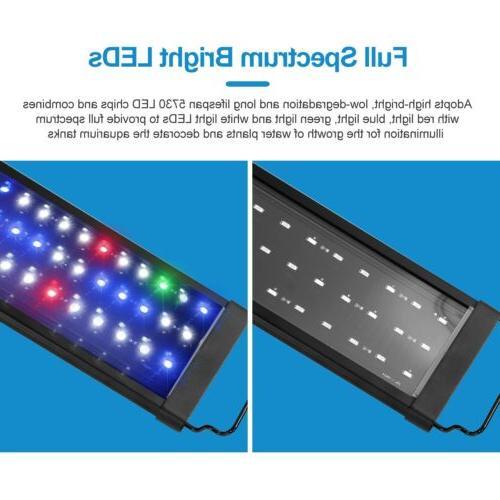 """24"""" 35"""" 48"""" Aquarium Light Spectrum Freshwater Marine"""