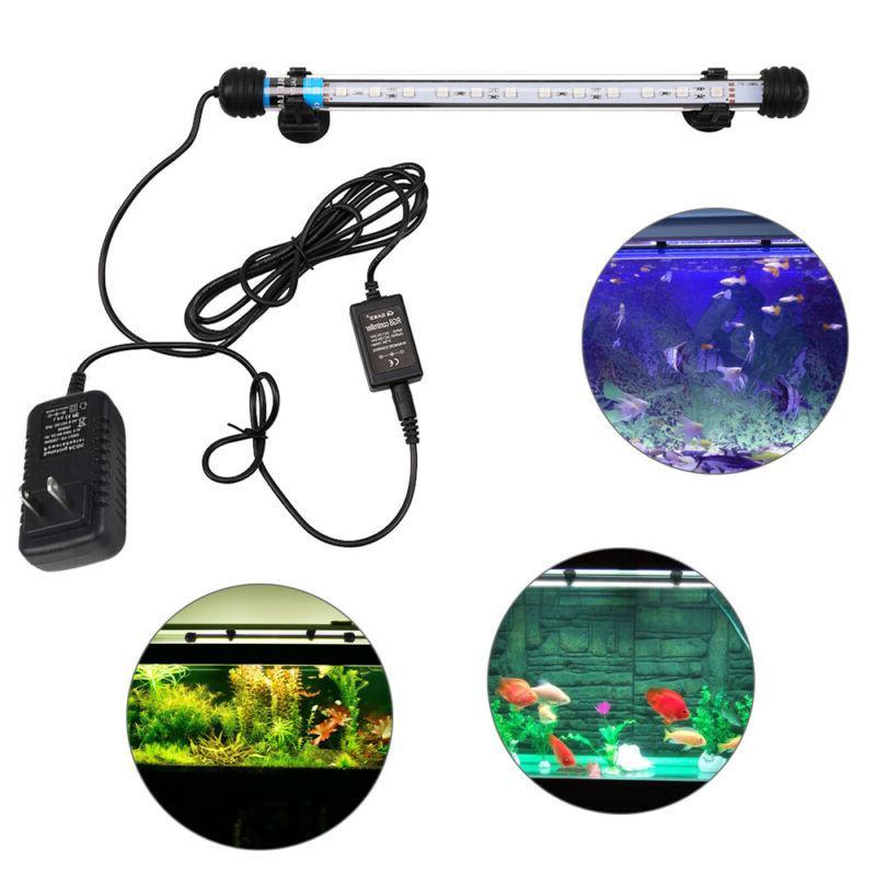 Glass Fish Tank Lamp