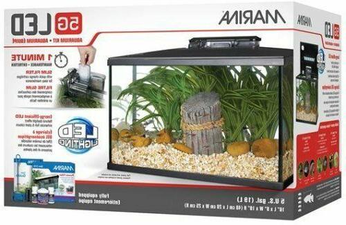 LED Kit Fish 20, 10, Quiet Filter