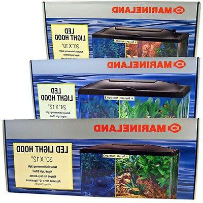 led aquariums light hood available in 3