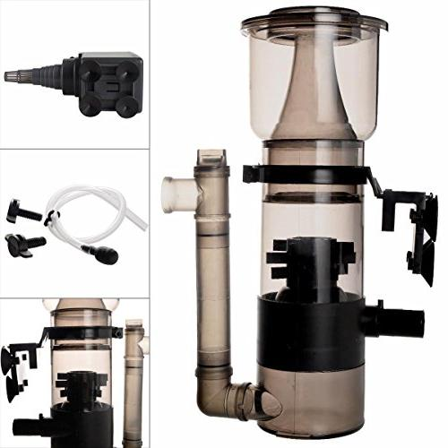 Generic Gal w/ rotein Skimmer Filter Salt Salt Tan US6-LQ-16Apr15-3309