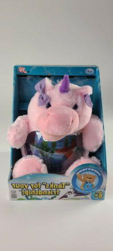 """Magical Unicorn Fish Tank New! - """"Tanks"""" for your Friendship"""
