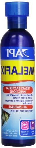 API MELAFIX Freshwater Fish Bacterial Infection Remedy 8-Oun