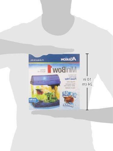Aqueon Bow Aquarium Kit