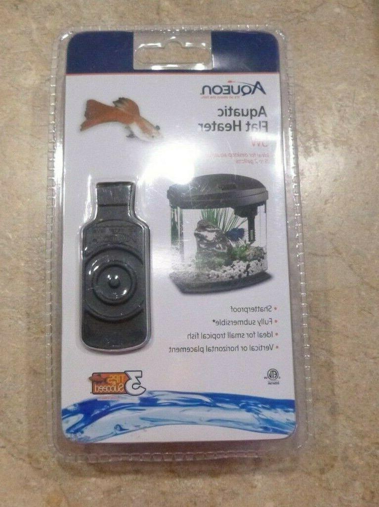 Aqueon Mini Heater for Aquariums, 5 Watt, Under 2.5 Gallons