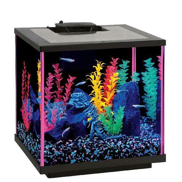 Aqueon NeoGlow 7.5 Gallon Kit