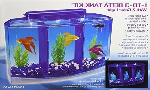 NEW Betta Fish Tank with Tank System