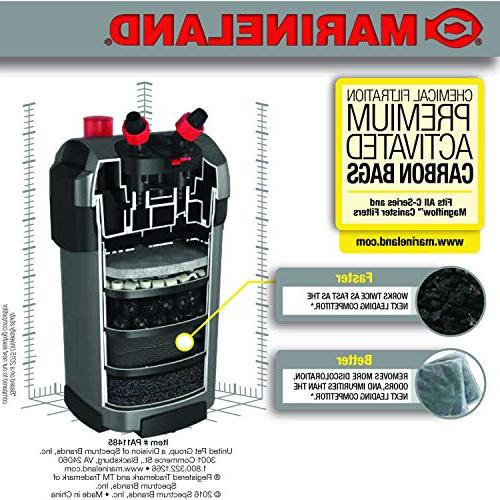 MarineLand Premium Bags, For Filtration In