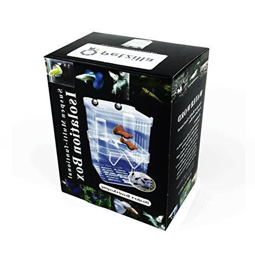 Petzilla PBI-1 Aquarium Fish Breeder Box for