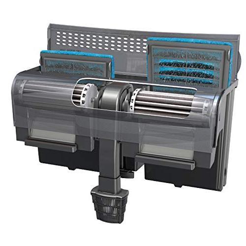 Marineland Filter, 50 to 70-Gallon,350 GPH