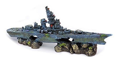 penn plax battleship aquarium fish