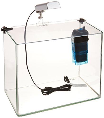 penn plax curved corner glass