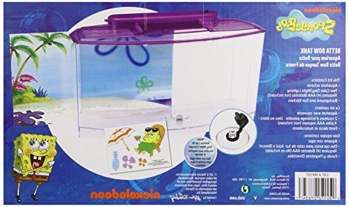 Penn Plax SpongeBob's Betta
