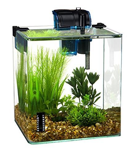 penn plax vertex aquarium kit