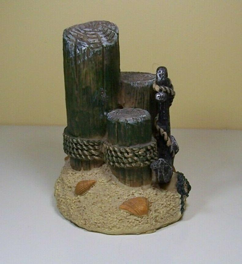 """Imagitarium """"Pirates Rope Fish Decoration Ornament"""