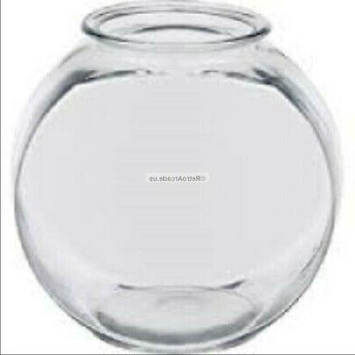 Plastic Drum Fish Bowl 1 Qt, used also for business card col