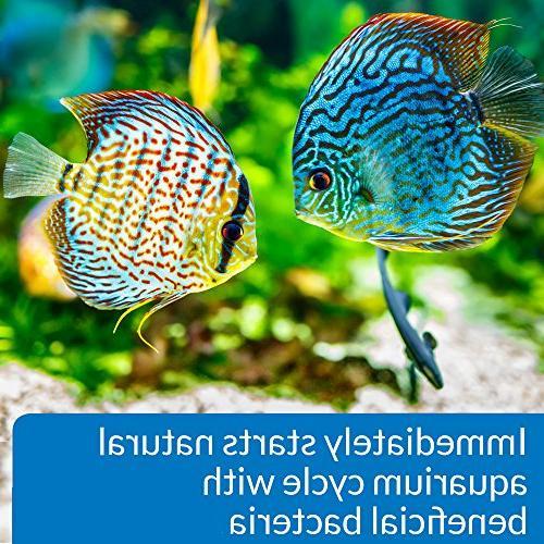 API Aquarium Bacteria, Addition Of Fish Maintains 16-Ounce Bottle