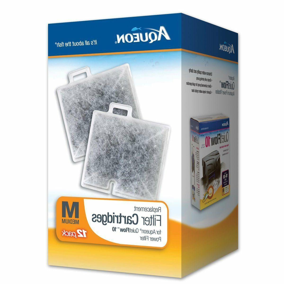 Aqueon QuietFlow Replacement Filter Cartridge - Medium  Free