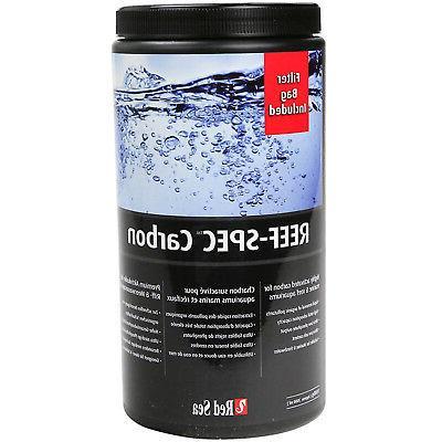 Red Sea REEF SPEC Carbon - Aquarium Filter Media 2000 ML / 6