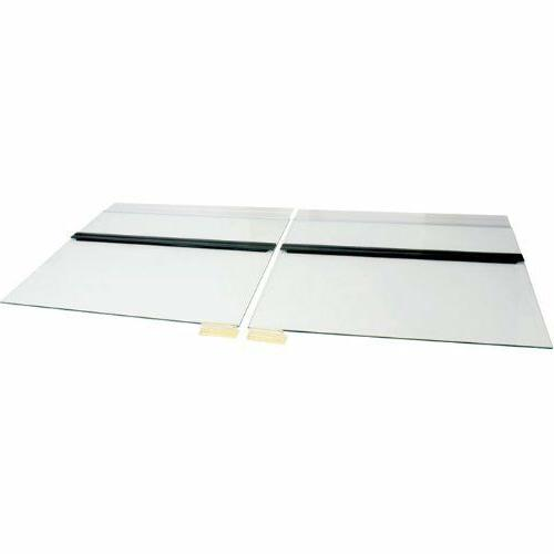 replacement glass canopy