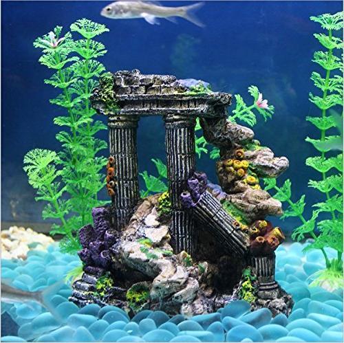 Evergreen Resin Roman Column Decorations Decor Decoration Ornaments