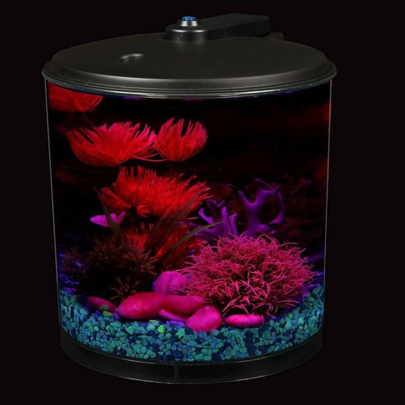 AquaView 360 Tank Power Filter and Lighting