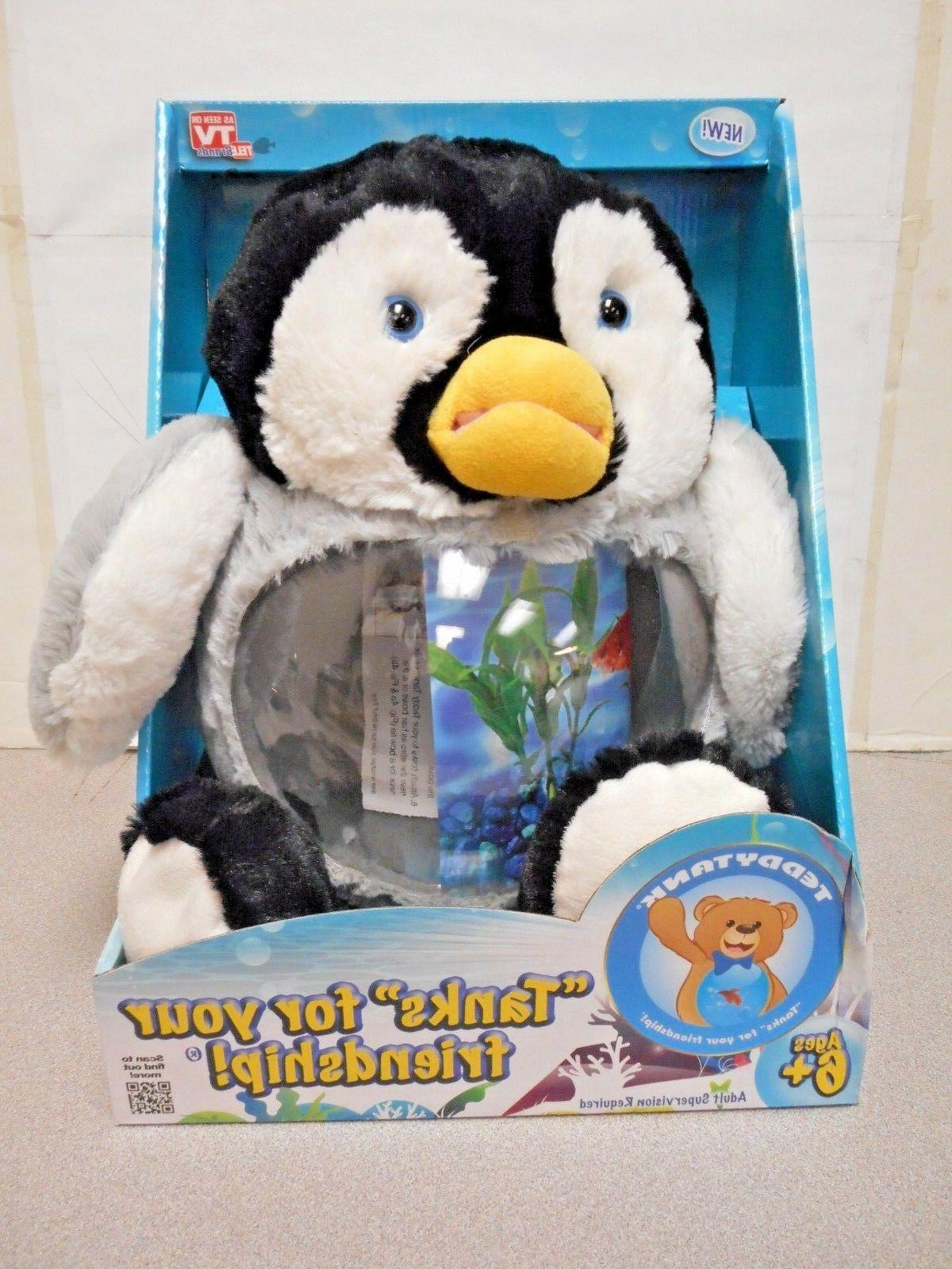 teddy tank charming penguin tanks for your