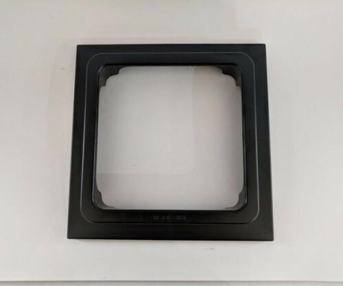 tetra led cube aquarium parts black pedestal