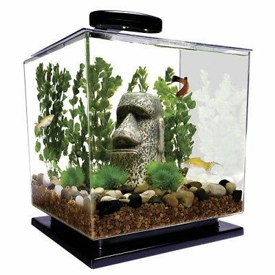 Tetra 3 Aquarium with Pedestal Base
