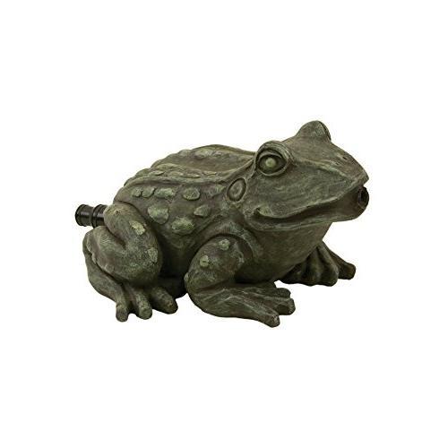 tetrapond 19744 frog spitter decoration