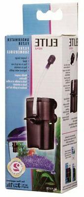 Elite Underwater Mini Filter, UL Listed