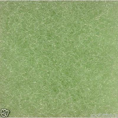 """1"""" Universal Fine Filter Mat 24"""" x 24""""-pond media-green pad-"""