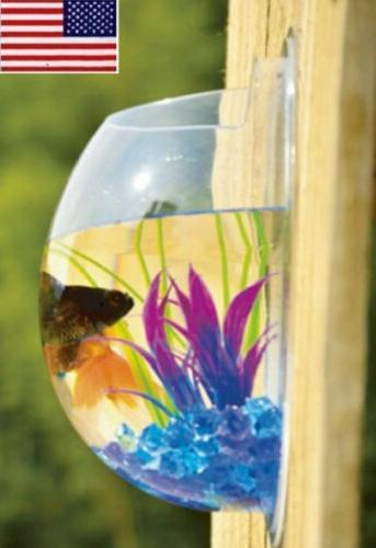usa fish tank bowl bubble aquarium goldfish