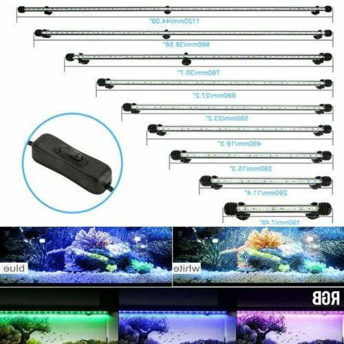 Waterproof Submersible LED Light Lighting Lamp Blue