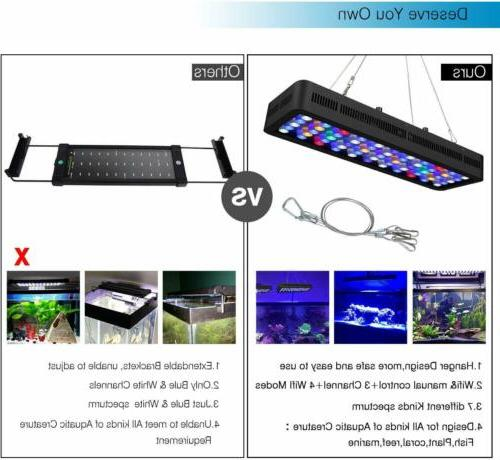 WiFi 165W Fish Spectrum for