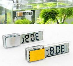LCD Digital Aquarium Thermometer  Fish Tanks Temperature