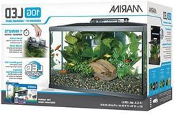 Marina LED Aquarium Complete Kit,Fish Pet Supplies , Food Co