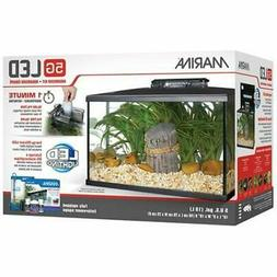 Marina LED Starter Kits Aquarium Kit, 5 Gallon Pet Supplies