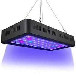 LED Aquarium Light 165W Full Spectrum Dimmable for Fish Tank