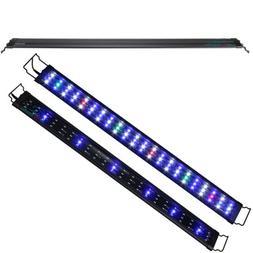 """LED Aquarium Light 36""""-48""""  Full Spectrum Plant Multi-Color"""