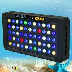 LED Aquarium Light Dimmable Full Spectrum Coral Reef Tank Ma