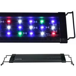 LED Aquarium Light Multi-Color Full Spectrum Plant Light 0.5