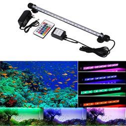 LED Aquarium Lighting Fish Tank System Submersible or In Hoo