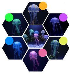 LED Light Fish Tank Aquarium Artificial Glowing Effect Fish