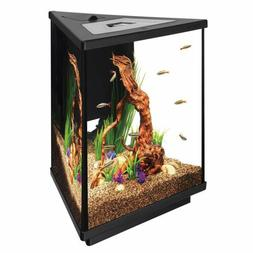 Aqueon LED MiniBow Aquarium Starter Kits with LED Lighting M